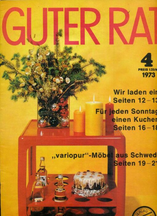 shop.ddrbuch.de Warenkunde Fertigsuppen Dosensuppen – Kakao – Luftfilterhaube – Variopur Designmöbel