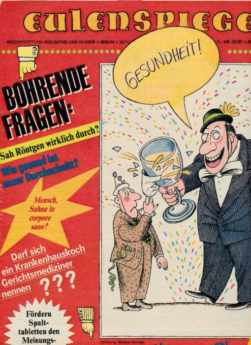 shop.ddrbuch.de Mit vielen Karikaturen und Episoden